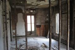 Blind Boone Residence - During Restoration