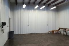Clean Coal - New Shop Building